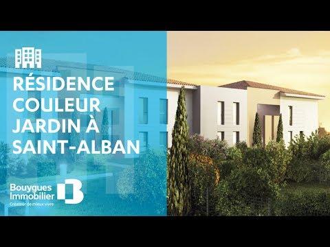 Résidence Couleur Jardin à Saint Alban - Bouygues Immobilier