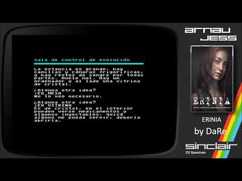 ERINIA (longplay) -ZX Spectrum- by DaRe