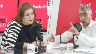 L'Info en Face 100% femmes avec Sabah Chraibi