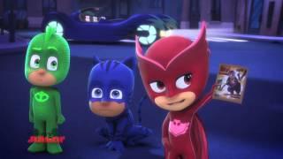 Eroii în pijama - Flossy Flash - Gândește și găseste. Doar la Disney Junior!
