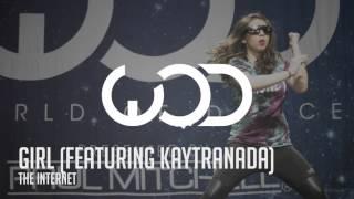 The Internet (feat.  Kaytranada) | Girl