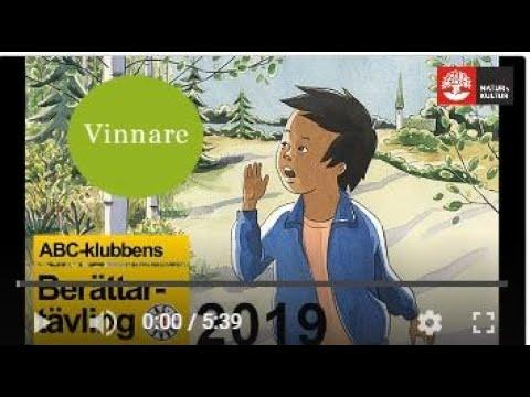 ABC-klubbens Berättartävling 2019, vinnare