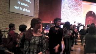 Danza Hebrea de Baruch HaShem