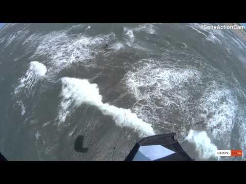 Action Cam. L'azione in tempo reale | Kitesurf con Antonio Longo