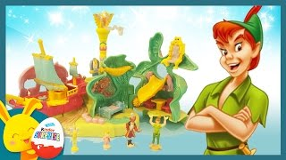 Peter Pan - Histoire de jouets Polly pocket pour les enfants - Touni Toys