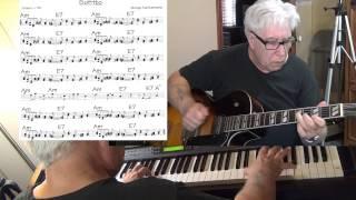 Sofrito - guitar & piano Jazz cover ( Mongo Santamaria ) Yvan Jacques