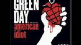 Governator -Green Day