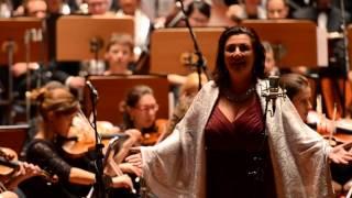 Eva Rydén sings Grane, mein Ross from Götterdämmerung - Richard Wagner in Live Concert