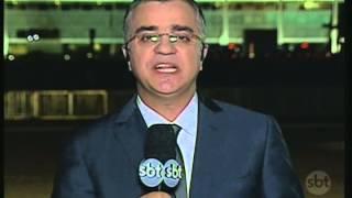 Jornal do SBT (16/09/15) Governo vai enfrentar dificuldades para aprovar o 'pacote econômico'