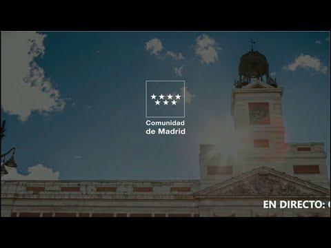 Isabel Díaz Ayuso después de que la Justicia anule el confinamiento de Madrid