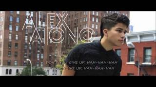 Let Me Love You x Come and See Me - Alex Aiono (Cover w/ lyrics)