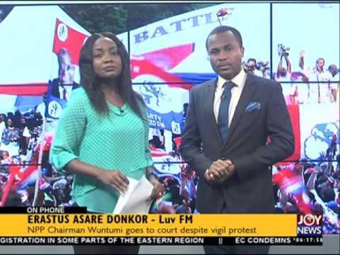 AM News on Joy News (4-5-16)