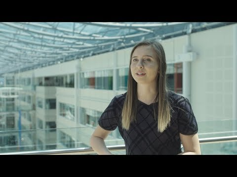 Industrial Placements at GSK – Katie