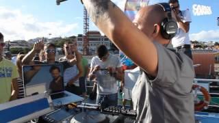 CARLOS MANACA @ FLUX LX Boat Party | Aug 5th | Lisbon, Portugal