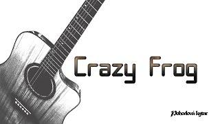 Crazy Frog guitar cover+Tabs- Pohodová kytara