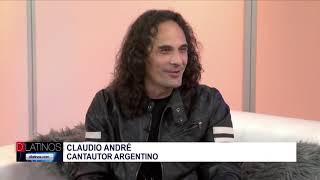 Canta autor Claudio Andre