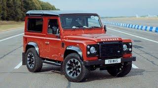 Land Rover Defender Works V8 Walkaround | Top Gear