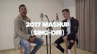 Best of 2017 Mashup (Sing-Off) Michael Constantino vs Christian Collins