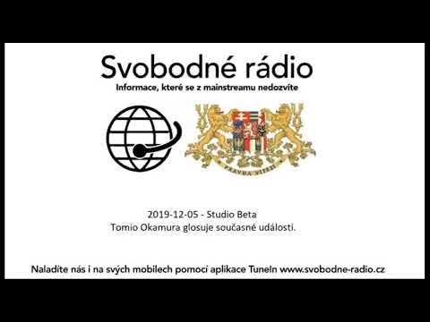 Tomio Okamura: Zákulisí nejaktuálnějšího dění v ČR.
