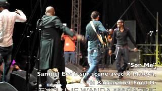 Lancement SET' Mobile - Samuel Eto'o, X Maleya, Pit Baccardi et Final D
