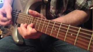 Goodbye Again - Mike Stern - Guitar Solo Improvisation by GUIDO BUNGENSTOCK