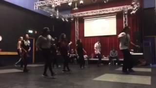 ROOTS Roulette   workshop Housedance