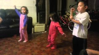 Gangnam Style by Houston and Rudy kids