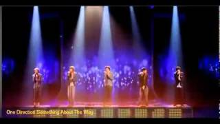One Direction   Something about the way you look tonight   X factor   Live Show 6 HQ   HD 360p