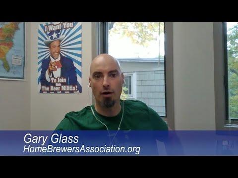 AHA Update with Brew Guru Gary Glass - BeerSmith Podcast #134