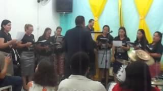 Grupo Manancial louvando sopra tua gloria (vanilda Bordieri & Célia Sakamoto)