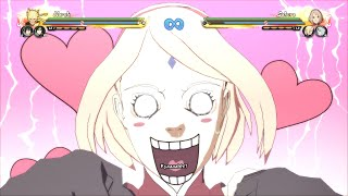 Naruto Shippuden Ultimate Ninja Storm 4 - Reverse Sexy Jutsu (Female Reactions)