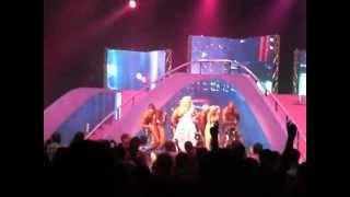 Nicki Minaj Pound The Alarm Live