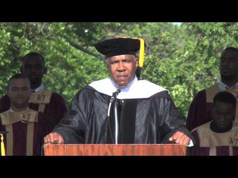 Huston-Tillotson University Commencement speaker Robert F. Smith