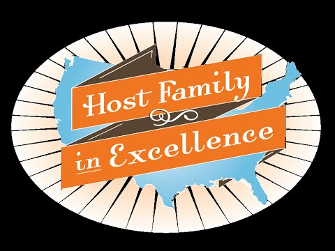2016 Host Family of the Year
