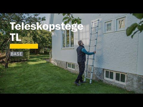 Wibe Ladders - Teleskopstege TL