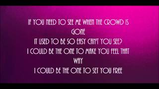 Avicii vs. Nicky Romero - (I Could Be The One) Lyrics