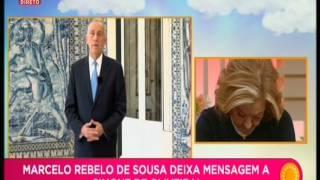 Simone de Oliveira - A homenagem do Presidente da República