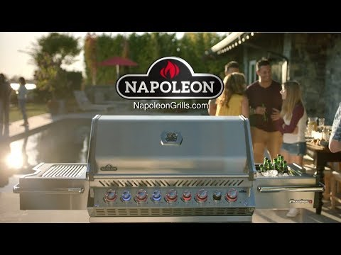 Napoleon P500RSIBNK3