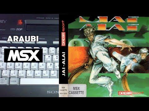 Jai Alai (Opera Soft, 1991) MSX [121] El Kiosko