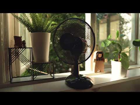 Andersson VRF 1.3 - Avkjølende bordvifte for varme sommerdager