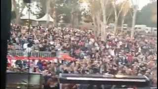 Pseudo Echo - Funky Town live from behind