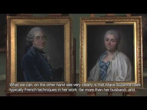 Magnus Olausson about Marie Suzanne Giroust