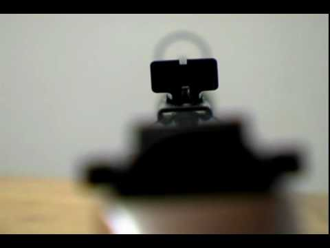 Video: Airgun Academy Episode 7 - Introduction to rifle sights   Pyramyd Air
