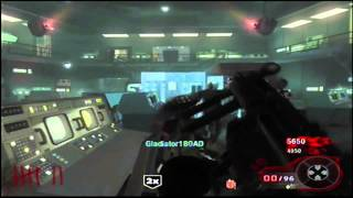 """Black Ops Zombies """"Five"""" Glitch/Camping Spot/Strategy"""