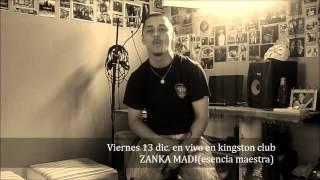 saludo zanka madi - kingston club 13 dic. 2013