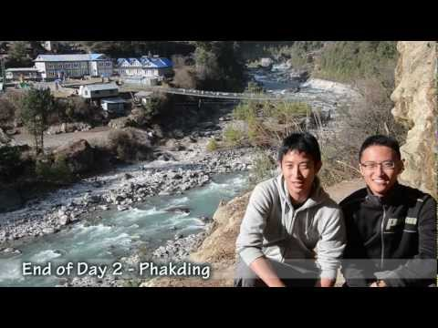 Everest Base Camp Trek 2012 – Part 1 of 6