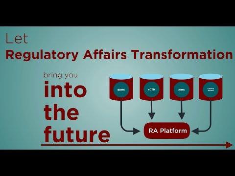 NNIT Regulatory Affairs Transformation