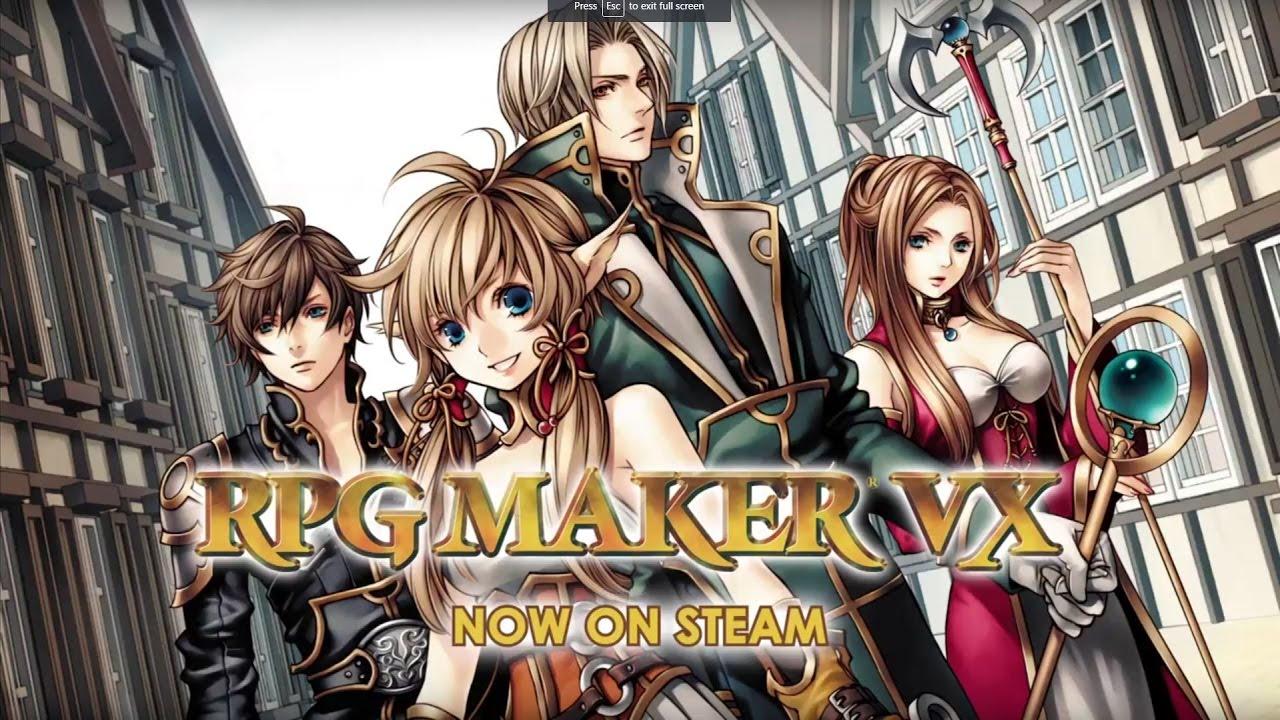 RPG Maker VX   Degica Games