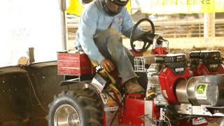 ASABE Quarterscale Tractor Competition 2010 Ohio