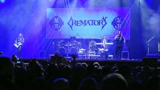 CREMATORY - When The Children Cry, live @ Masters of Rock, Vizovice 15.7.2017